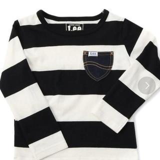 Lee - 【新品】Lee ボーダーロングTシャツ 130