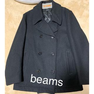 BEAMS - ビームス Pコート メンズ