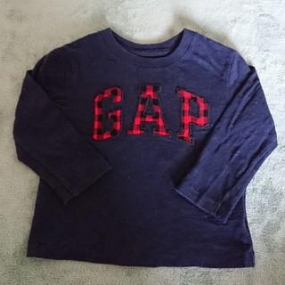 【80サイズ】  GAP  シャツ ベビー 長袖