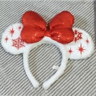 Disney - ディズニー カチューシャ クリスマス