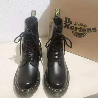Dr.Martens - Dr.Martens 1460 MONO 8EYE UK3 8孔