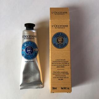 L'OCCITANE - 【新品】ロクシタン シアハンドクリーム