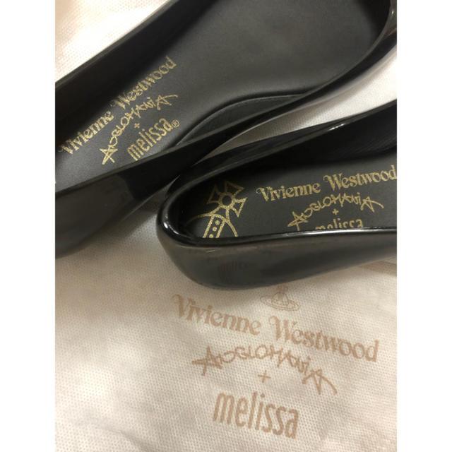 Vivienne Westwood(ヴィヴィアンウエストウッド)のvivienne wesgwood バレエシューズ レディースの靴/シューズ(バレエシューズ)の商品写真