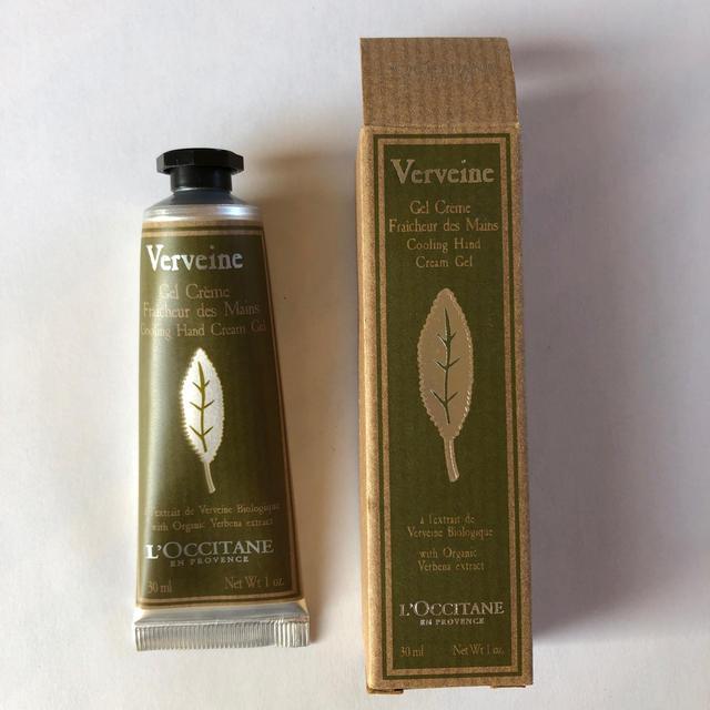 L'OCCITANE(ロクシタン)の【新品】ロクシタン verveineハンドクリーム コスメ/美容のボディケア(ハンドクリーム)の商品写真