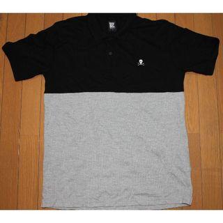 グラニフ(Design Tshirts Store graniph)のグラニフ ポロシャツ(ドクロ 使用品)(ポロシャツ)