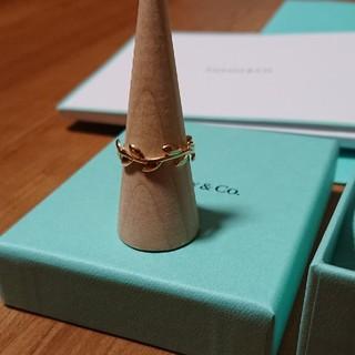 ティファニー(Tiffany & Co.)のティファニー パロマ ピカソ リング(リング(指輪))