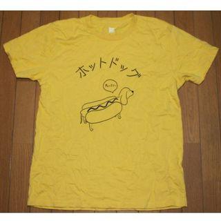 グラニフ(Design Tshirts Store graniph)のグラニフ Tシャツ(ホットドック 使用品)(Tシャツ/カットソー(半袖/袖なし))