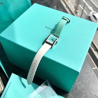 Tiffany & Co. - 美品レディースウォッチ