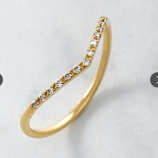 agete - agete  K18ダイヤモンドリング