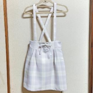 セシルマクビー(CECIL McBEE)の未使用 セシルマクビー スカート(ミニスカート)