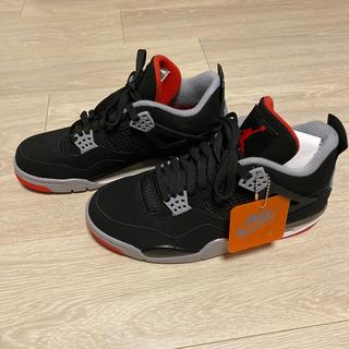 NIKE - Nike air Jordan 4 RETRO ナイキ エアジョーダン4