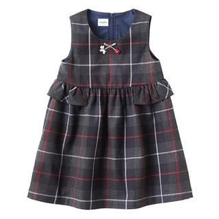 familiar - ファミリア ジャンパースカート 110㎝