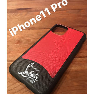 Christian Louboutin - クリスチャンルブタン iPhone11 proケース Louboutin
