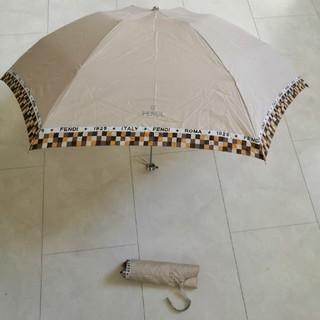 フェンディ(FENDI)のフェンディ 折りたたみ傘(傘)