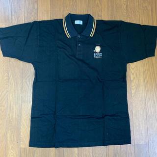 ボス(BOSS)のboss ポロシャツ 非売品 ブラック 新品 未使用 Tシャツ(ポロシャツ)