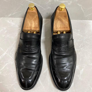 グッチ(Gucci)のGUCCI グッチ ローファー 革靴 ビジネスシューズ(ドレス/ビジネス)