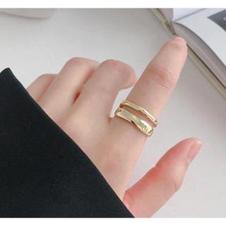 エイチアンドエム(H&M)のレディース シンプル アクセサリー リング 指輪 アンティーク(リング(指輪))