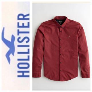 ホリスター(Hollister)の◎S◎新品正規品◎ホリスター◎HOLLISTER◎ロングシャツ◎送料込 (シャツ)