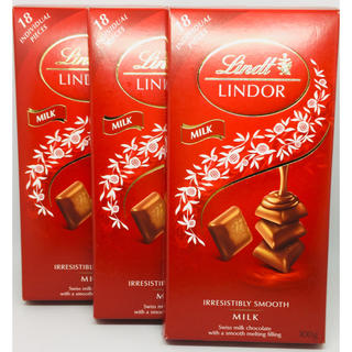 Lindt - LINDT LINDOR リンツ リンドール 大人気 高級 チョコ