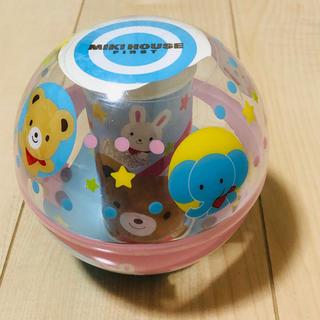 ミキハウス(mikihouse)の【MIKI HOUSE】BALL CHIME ガラガラ(がらがら/ラトル)