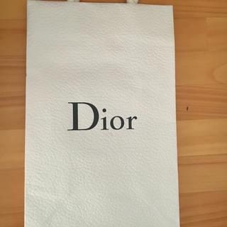 ディオール(Dior)のディオール  袋 ラッピング(ラッピング/包装)