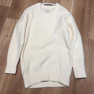 TODAYFUL - todayful トゥデイフル Crewneck Big Knit イエナ