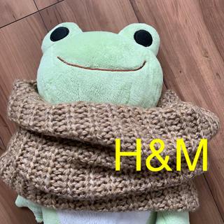 エイチアンドエム(H&M)のスヌード H&M(スヌード)
