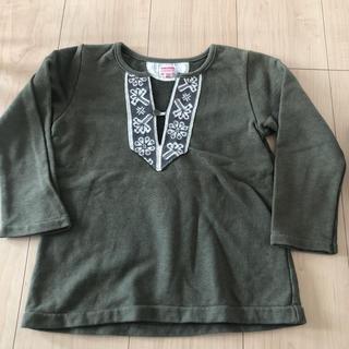 デニムダンガリー(DENIM DUNGAREE)のデニムダンガリー トップス サイズ8(Tシャツ/カットソー)
