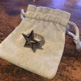 エストネーション(ESTNATION)のcody sanderson smallstar(リング(指輪))