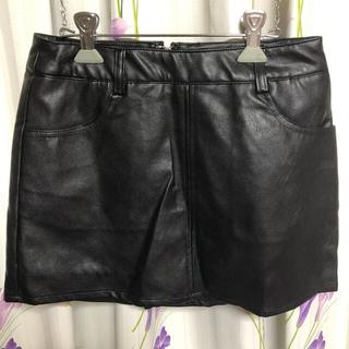 GYDA - GYDA ジェイダ スカート 合成皮革