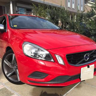 Volvo - 激安!なんと25年式V60 Rデザインが39万円 車検あり 直ぐ乗れます