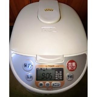 TIGER - TIGER (タイガー) マイコン炊飯ジャー 1.8L  (10合=一升)⚫訳有