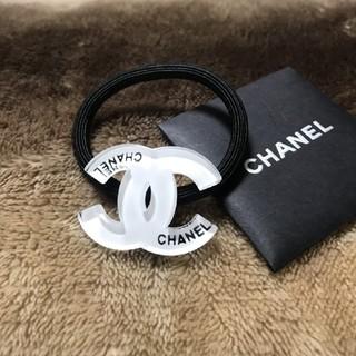 CHANEL - ヘアゴム