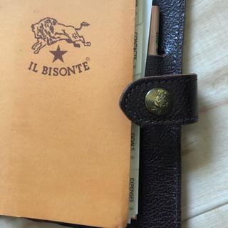 イルビゾンテ(IL BISONTE)のイルビゾンテ 手帳(手帳)