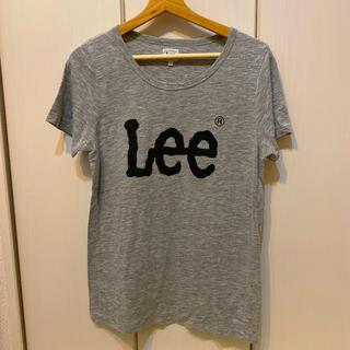 リー(Lee)のLEE Tシャツ グレー(Tシャツ(半袖/袖なし))