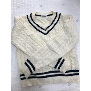 LOWRYS FARM - ニット セーター ローリーズファーム