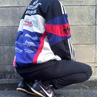 adidas - ◎ADIDAS red×grayレアデザイン◎