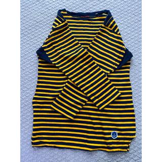ブルーブルー(BLUE BLUE)のBLUE BLUEボーダーロンT(Tシャツ/カットソー(七分/長袖))