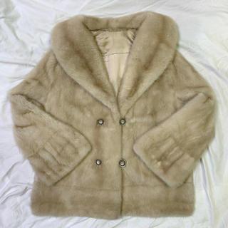 ロキエ(Lochie)の❤︎ vintage fur coat ❤︎(毛皮/ファーコート)