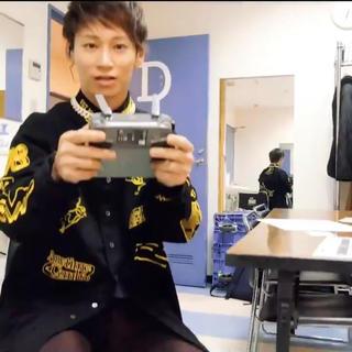 TAKUYA∞着用 刺繍シャツ