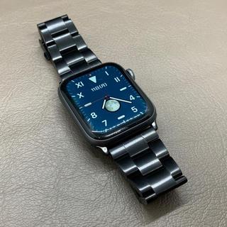 アップルウォッチ(Apple Watch)のアップルウォッチApple Watch Series 4 GPSモデル 44mm(腕時計(デジタル))