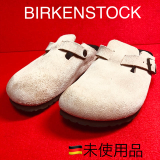 BIRKENSTOCK - BILKENSTOCK ビルケンシュトック ピンクベージュ サンダル