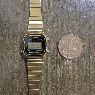 カシオ(CASIO)のCASIO ALARM TIMER レディース 腕時計(腕時計)