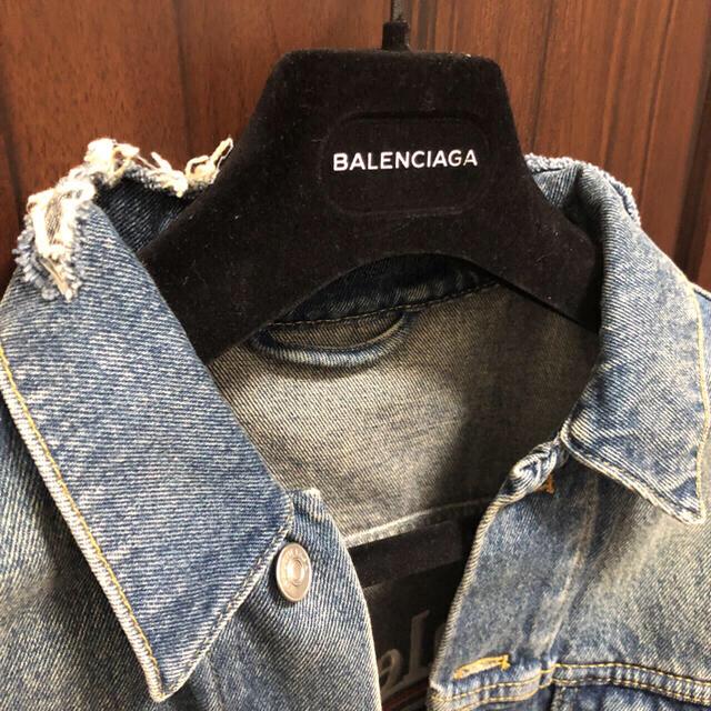 Balenciaga(バレンシアガ)のごくう様 専用 メンズのジャケット/アウター(Gジャン/デニムジャケット)の商品写真