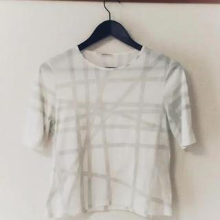 エルメス(Hermes)のエルメス リボンTシャツ Mサイズ(Tシャツ(半袖/袖なし))