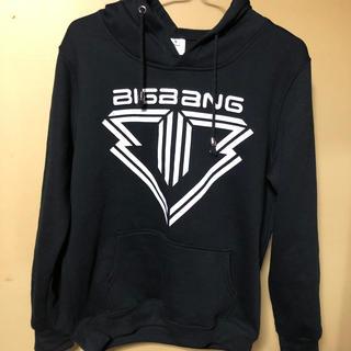 ビッグバン(BIGBANG)のBIGBANG パーカー(アイドルグッズ)