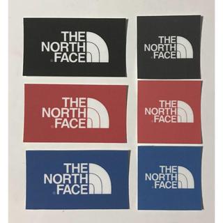 ザノースフェイス(THE NORTH FACE)のTHE NORTH FACE ワッペン 長方形3枚 大3枚(ニット/セーター)