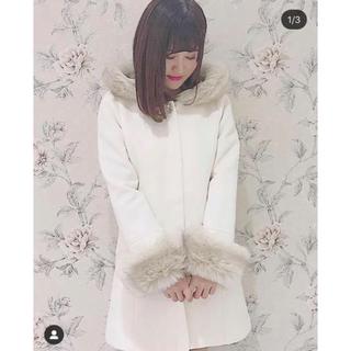 evelyn - 2wayコート ホワイト