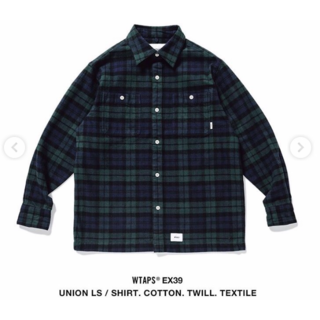 W)taps - Wtaps 19aw union Sサイズ