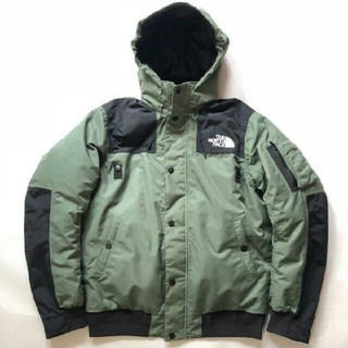 sacai - The North Face Bomber Jacket Khaki